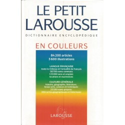 Petit Larousse Illustre. Editia 1975