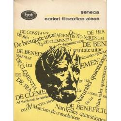 Scrieri filosofice alese - Seneca
