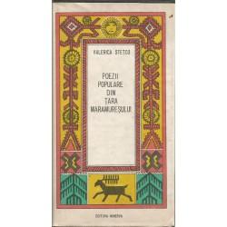Poezii populare din Tara Maramuresului - Valerica Stetco