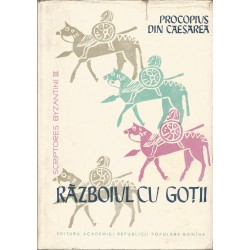 Razboiul cu Gotii - Procopius din Caesarea