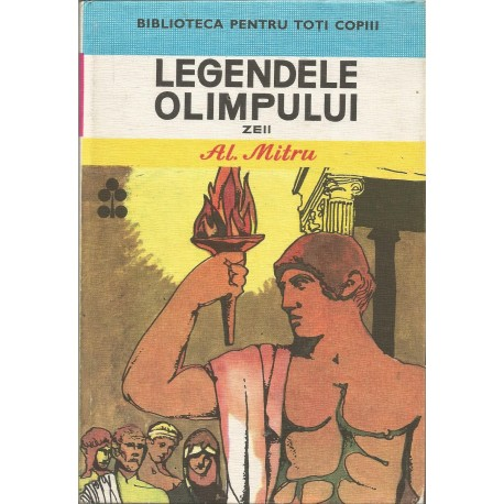 Legendele Olimpului. Zeii + Eroii (2 vol.) - Alexandru MItru