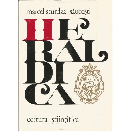 Heraldica. Tratat tehnic - Marcel Sturdza-Saucesti