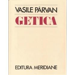 Getica. O protoistorie a Daciei - Vasile Parvan