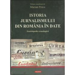 Istoria jurnalismului din Romania in date - Marian Petcu (coord.)
