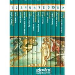 Colectia Marile Muzee ale Lumii - vol. 1 - 12