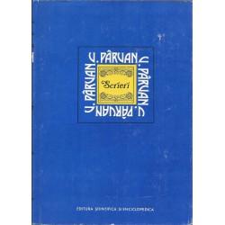 Scrieri - Vasile Parvan