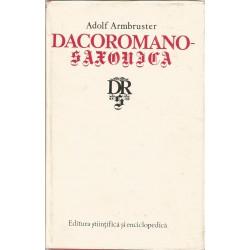 Dacoromano-saxonica - Adolf Armbruster