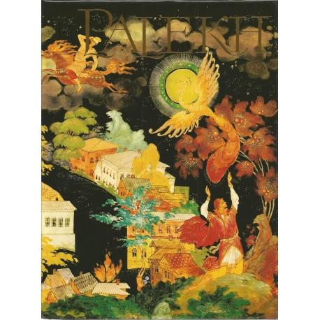 Palekh. The State Museum of Palekh Art - Vitaly Kotov, Larisa Taktashova