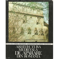 Arhitectura medievala de aparare din Romania - Teodor Octavian