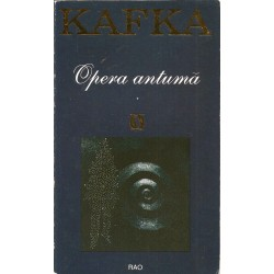 Opera antuma - Franz Kafka