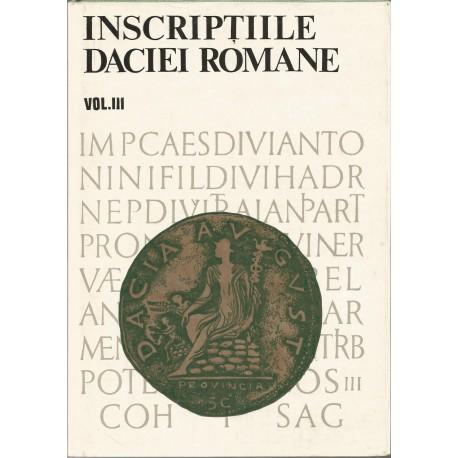 Inscriptiile Daciei Romane (vol. I, II, III/1) - Ioan I. Russu