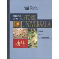 Enciclopedie ilustrata de istorie universala - Reader's Digest