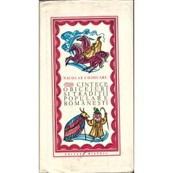 Cantece, obiceiuri si traditii populare romanesti. Folclor din Moldova - Nicolae Cojocaru