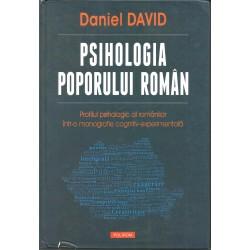 Psihologia poporului roman - Daniel David