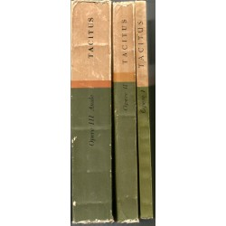 Tacitus - Opere (vol. 1, 2, 3)