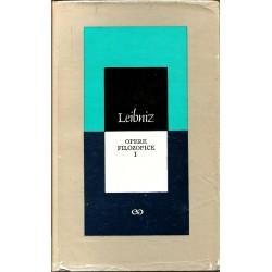 Leibniz - Opere Filozofice (vol.1)