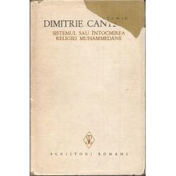 Sistemul sau intocmirea religiei Muhammedane - Dimitrie Cantemir