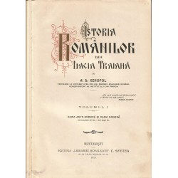 A. D. Xenopol - Istoria Romanilor din Dacia Traiana (vol. 1, 2, 3)