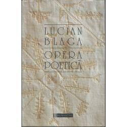 Lucian Blaga - Opera poetica