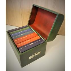 Pachet Harry Potter + cufar de colectie - J. K. Rowling