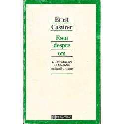 Eseu despre om - Ernst Cassirer