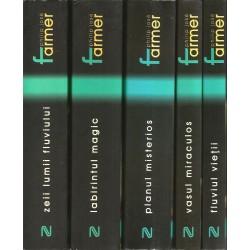 Lumea Fluviului (Seie completa, 5 vol.) - Philip Jose Farmer
