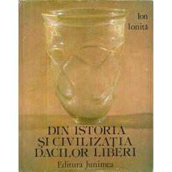 Din istoria si civilizatia dacilor liberi - Ion Ionita