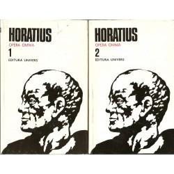 Opera Omnia (editie critica, 2 vol.) - Horatius