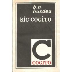 Sic Cogito- B. P. Hasdeu