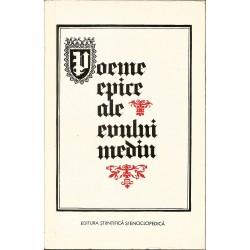 Poeme epice ale Evului Mediu