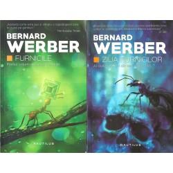 Seria Furnicile (vol. 1 + 2) - Bernard Werber