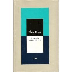 Scrisori provinciale - Blaise Pascal