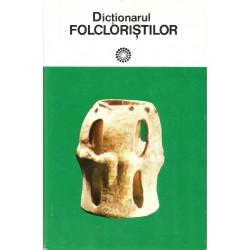 Dictionarul folcloristilor - Iordan Datcu, S.C. Stroescu