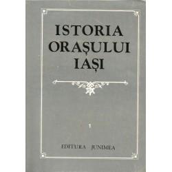 Istoria orasului Iasi (vol.1) - C. Cihodaru, V. Cristian, M. Dinu, V. Neamtu, M. Petrescu-Dimbovita