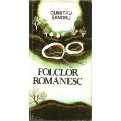 Folclor romanesc - Dumitru Sandru