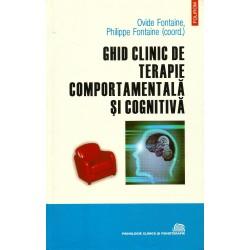 Ghid clinic de terapie comportamentala si cognitiva - Ovide Fontaine