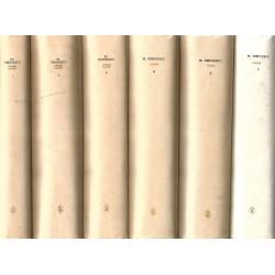 Opere alese (vol. 1, 2, 3, 4, 5, 6) - Mihai Eminescu
