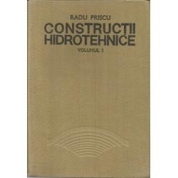 Constructii Hidrotehnice (vol. 1 + 2) - Radu Priscu