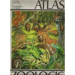 Atlas zoologic - Constantin Bogoescu, Alexandru Dabija, Emil Sanielevici
