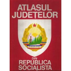 Atlasul Judetelor din Republica Socialista Romania - Vasile Cucu