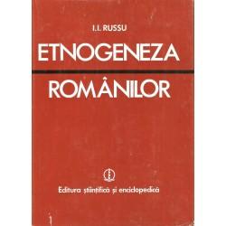 Etnogeneza romanilor - I.I. Russu