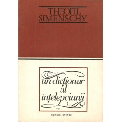 Un dictionar al intelepciunii vol. 2 - Theofil Simenschy