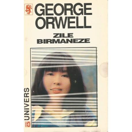 Zile birmaneze - George Orwell