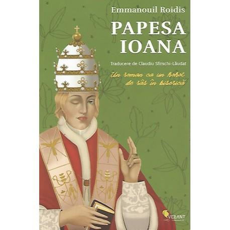 Papesa Ioana. Studiu medieval - Emmanouil Roidis