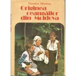 Originea ceangailor din Moldova - Dumitru Martinas