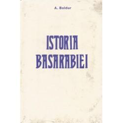 Istoria Basarabiei - A. Boldur