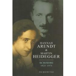 Scrisori 1925 - 1975 - Hannah Arendt & Martin Heidegger