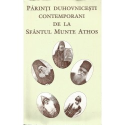 Parinti duhovnicesti contemporani de la Sfantul Munte Athos (Vol. 2) - Arhimandritul Heruvim Karambelas