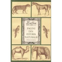 Pagini din Istoria naturala - Buffon