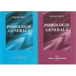 Psihologie generala (Vol. 1 + 2) - Poesis Miut